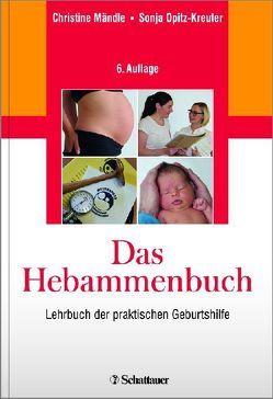 Das Hebammenbuch von Mändle,  Christine, Opitz-Kreuter,  Sonja