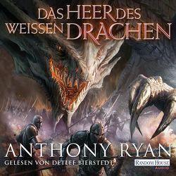 Das Heer des Weißen Drachen von Bierstedt,  Detlef, Pfaffinger,  Birgit Maria, Riffel,  Sara, Ryan,  Anthony
