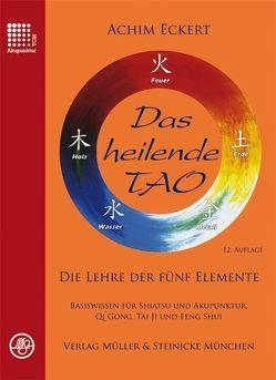 Das heilende Tao von Eckert,  Achim