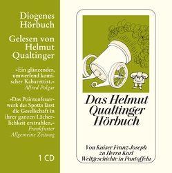 Das Helmut Qualtinger Hörbuch von Qualtinger,  Helmut