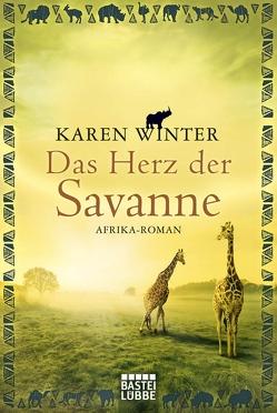 Das Herz der Savanne von Winter,  Karen