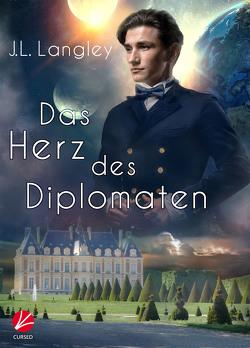 Das Herz des Diplomaten von Greyfould,  Jilan, Langley,  J.L.