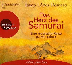 Das Herz des Samurai von Karg,  Stefanie, López Romero,  Josep, Schönfeld,  Joachim