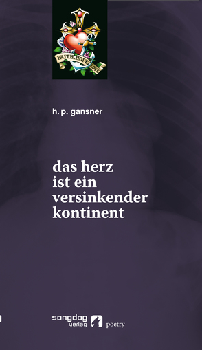 das herz ist ein versinkender kontinent von Gansner,  H. P.