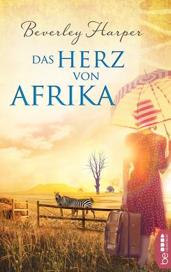 Das Herz von Afrika von Dufner,  Karin, Harper,  Beverley