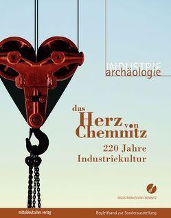 Das Herz von Chemnitz von Brehm,  Oliver, Kabus,  Jürgen