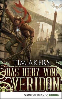 Das Herz von Veridon von Akers,  Tim