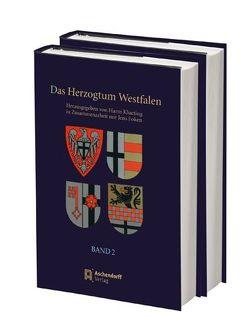 Das Herzogtum Westfalen von Foken,  Jens, Klueting,  Harm