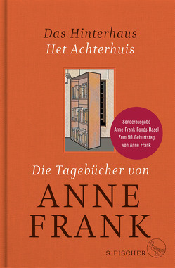 Das Hinterhaus – Het Achterhuis von Frank,  Anne