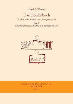 Das Höhlenbuch von Werning,  Daniel A.