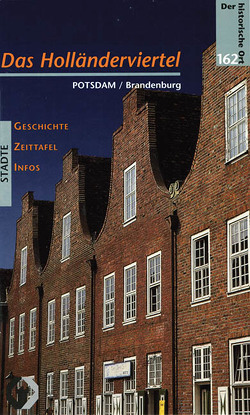 Das Holländerviertel in Potsdam von Bresgott,  Klaus M