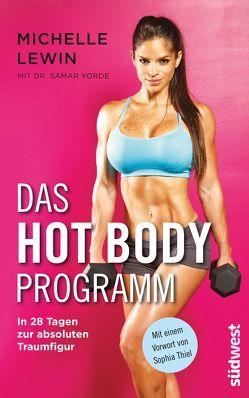 Das Hot-Body-Programm von Baumann,  Hildegard, Lewin,  Michelle