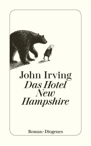 Das Hotel New Hampshire von Hermann,  Hans, Irving,  John