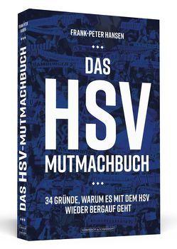Das HSV-Mutmachbuch von Hansen,  Frank-Peter