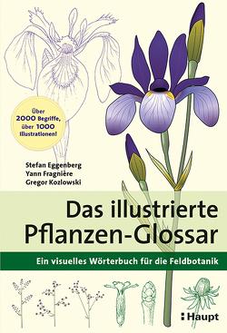 Das illustrierte Pflanzen-Glossar von Eggenberg,  Stefan, Fragnière,  Yann, Kozlowski,  Gregor