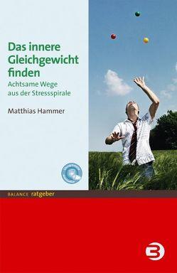 Das innere Gleichgewicht finden von Hammer,  Matthias