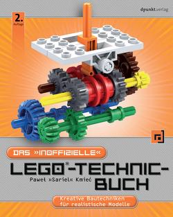 Das »inoffizielle« LEGO®-Technic-Buch von Gronau,  Volkmar, Kmiec,  Pawel
