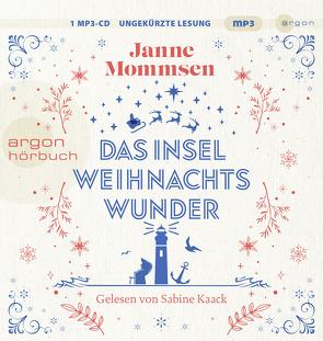 Das Inselweihnachtswunder von Kaack,  Sabine, Mommsen,  Janne