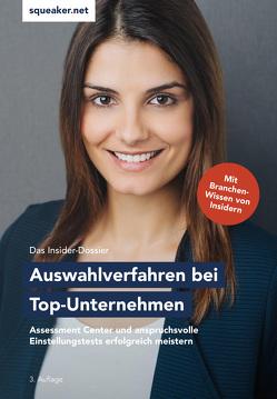 Das Insider-Dossier: Auswahlverfahren bei Top-Unternehmen von Menden,  Stefan