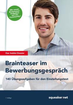 Das Insider-Dossier: Brainteaser im Bewerbungsgespräch von Hoi,  Michael, Menden,  Stefan