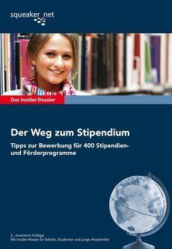 Das Insider-Dossier: Der Weg zum Stipendium von Borreck,  Max-Alexander, Bruckmann,  Jan