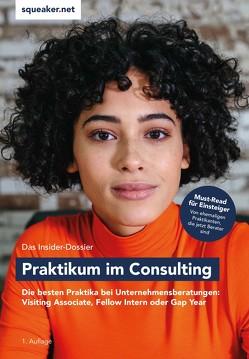 Das Insider-Dossier: Praktikum im Consulting von Menden,  Stefan