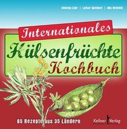 Das Internationale Hülsenfrüchte-Kochbuch von Lühr,  Henning, Reinfeld,  Udo, Spielhoff,  Lothar