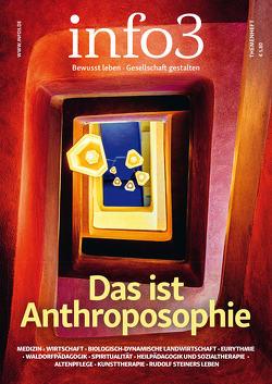 Das ist Anthroposophie von Heisterkamp,  Jens