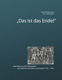 Das ist das Ende von Bembenneck,  Rudolf, Rohde,  Judith