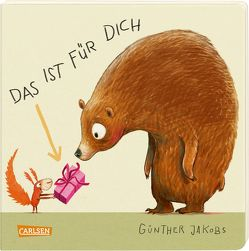 Das ist für dich von Jakobs,  Günther