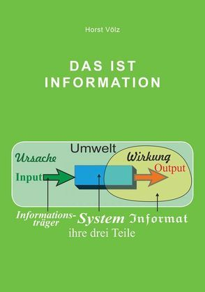 Das ist Information von Völz,  Horst