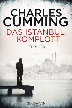 Das Istanbul-Komplott von Bonné,  Eva, Cumming,  Charles