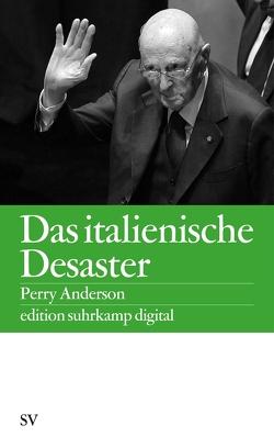 Das italienische Desaster von Anderson,  Perry