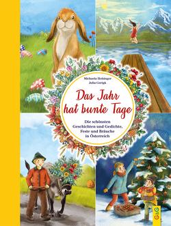 Das Jahr hat bunte Tage von Gerigk,  Julia, Holzinger,  Michaela