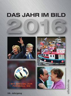 Das Jahr im Bild 2016 von Mueller,  Jürgen W.