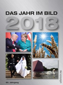 Das Jahr im Bild 2018 von Mueller,  Jürgen W.