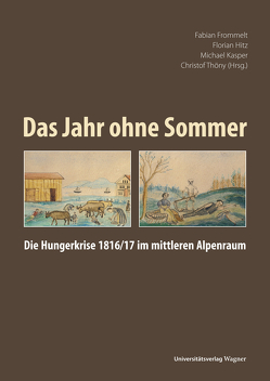 Das Jahr ohne Sommer von Frommelt,  Fabian, Hitz,  Florian, Kasper,  Michael, Thöny,  Christof