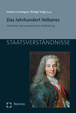 Das Jahrhundert Voltaires von Campagna,  Norbert, Voigt,  Rüdiger