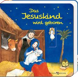 Das Jesuskind wird geboren von Partmann,  Irmgard, Schwandt,  Susanne