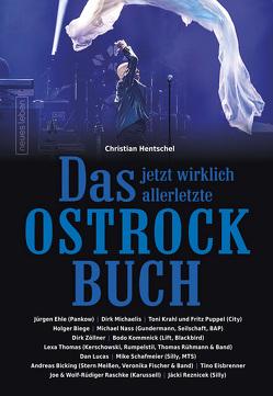 Das jetzt wirklich allerletzte Ostrockbuch von Hentschel,  Christian