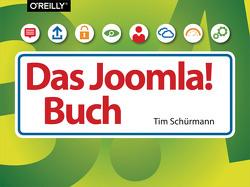 Das Joomla-Buch von Schürmann,  Tim