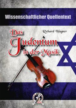 Das Judent(h)um in der Musik von Wagner,  Richard