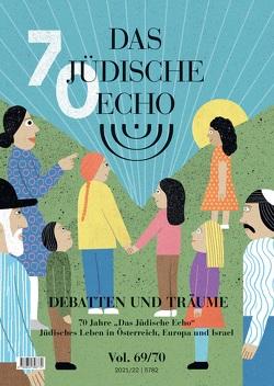 """Das Jüdische Echo 2021/22 von Verein zur Herausgabe der Zeitschrift """"Das Jüdische Echo"""""""