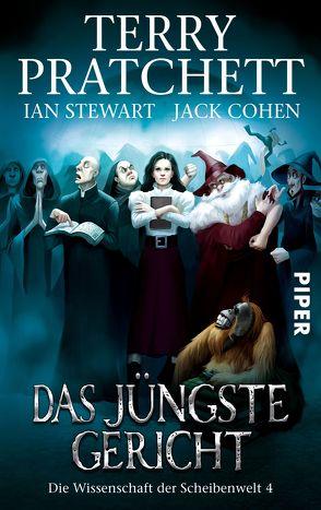 Das Jüngste Gericht von Brandhorst,  Andreas, Cohen,  Jack, Pratchett,  Terry, Simon,  Erik, Stewart,  Ian