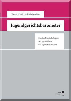 Das Jugendgerichtsbarometer von Höynck,  Theresia