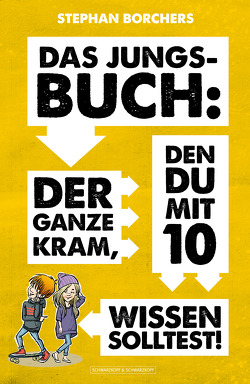 DAS JUNGS-BUCH von Borchers,  Stephan, Moskito,  Jana