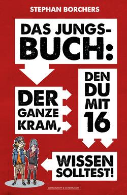 DAS JUNGS-BUCH von Borchers,  Stephan