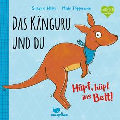 Das Känguru und du – Hüpf, hüpf ins Bett! – Band 1 von Töpperwien,  Meike, Weber,  Susanne