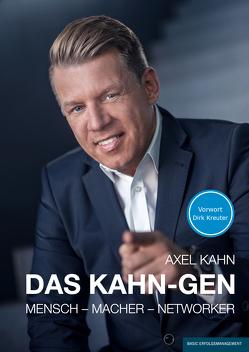 DAS KAHN-GEN von Kahn,  Axel