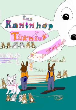 Das Kaninhop-Turnier von Puschelfuß,  Mira